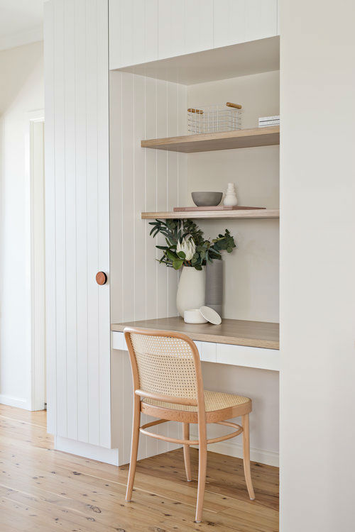 Interiors With Soft and Muted Colour Palette 16