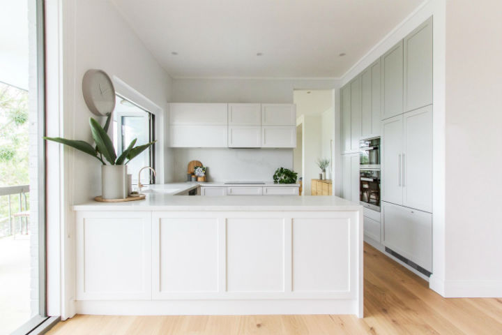 Interiors With Soft and Muted Colour Palette 26