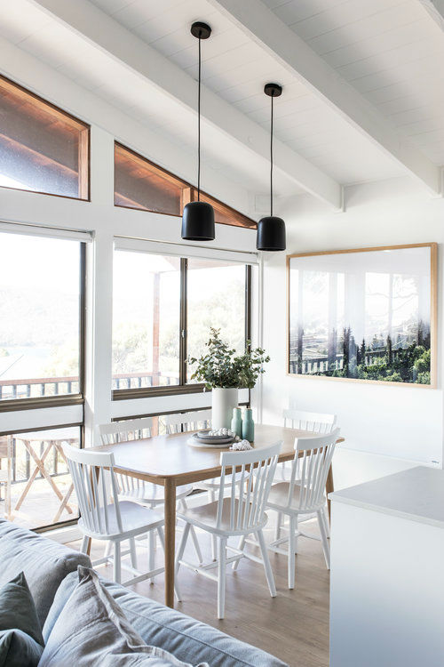 Interiors With Soft and Muted Colour Palette 3