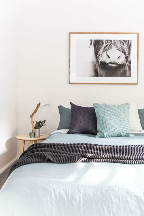 Interiors With Soft and Muted Colour Palette 4