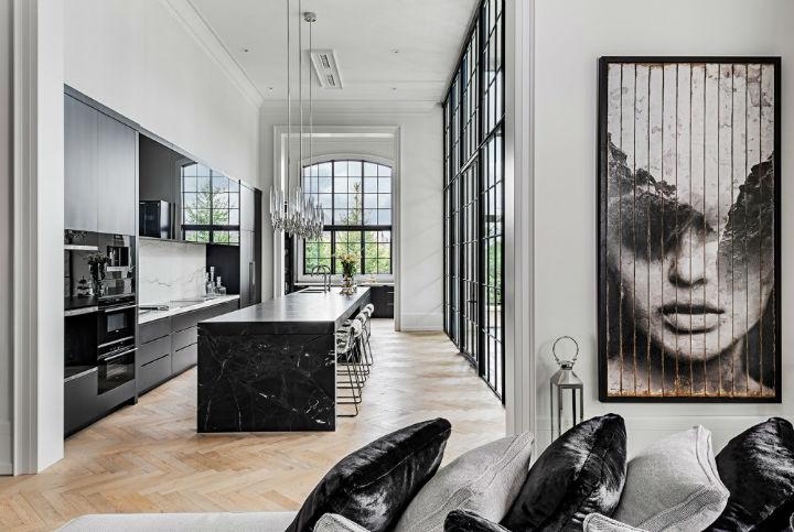 luxury avant garde Canadian home