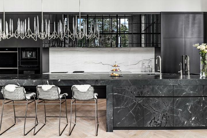 luxury avant garde Canadian home 2