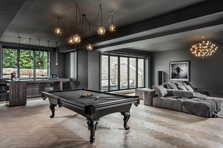 luxury avant garde Canadian home 7