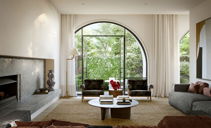 Sophistication and Timelessness  interior design 8