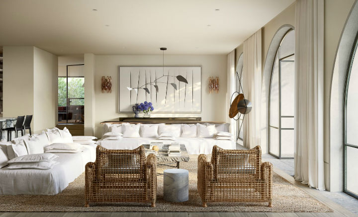 Sophistication and Timelessness  interior design 3