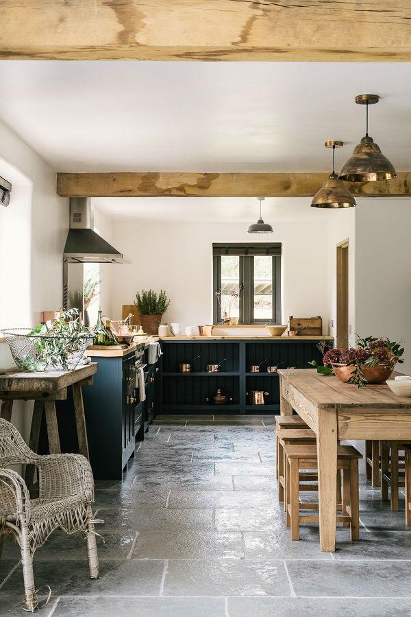 English Shaker Kitchen Design 15