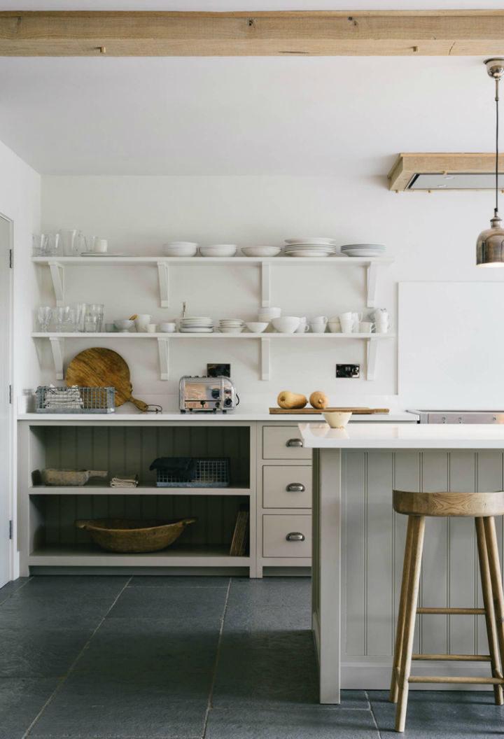 English Shaker Kitchen Design 18