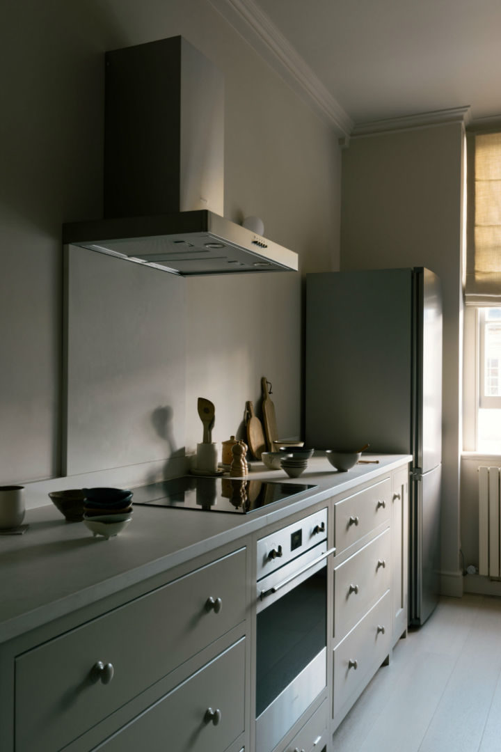 English Shaker Kitchen Design 20