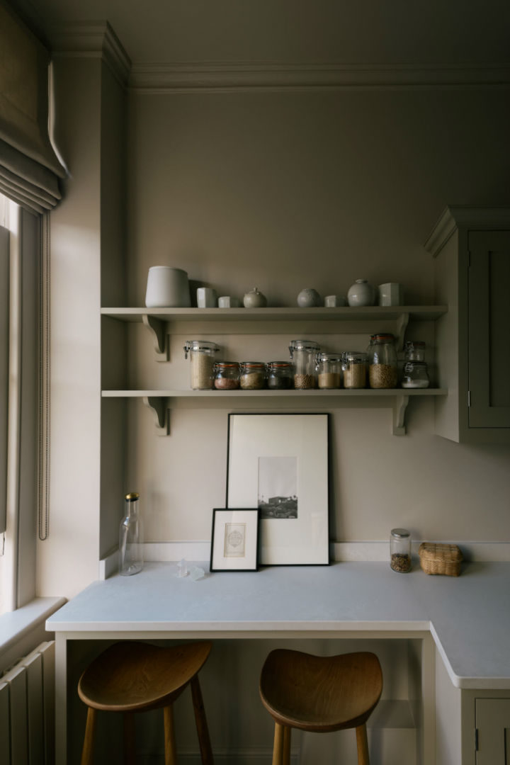 English Shaker Kitchen Design 23