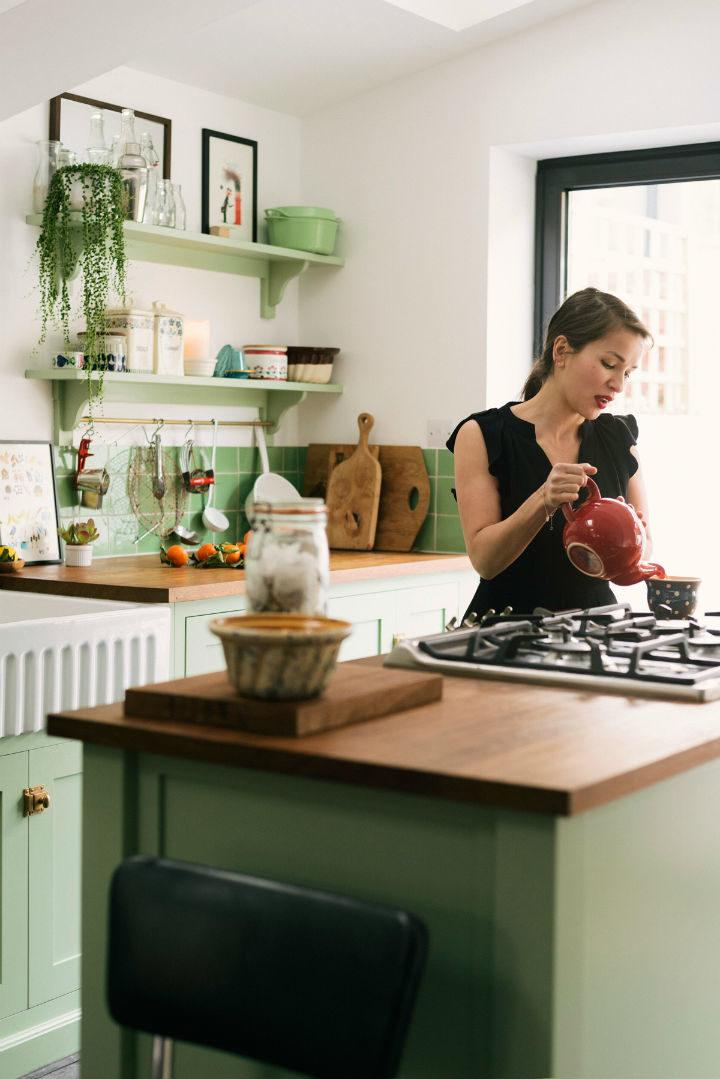 English Shaker Kitchen Design 28
