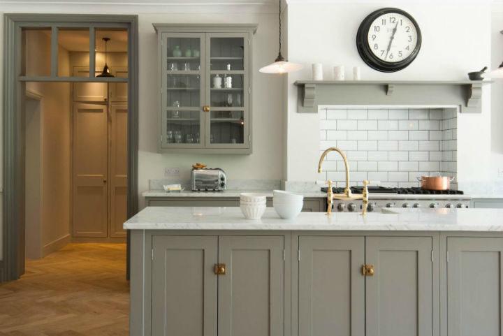 English Shaker Kitchen Design 29