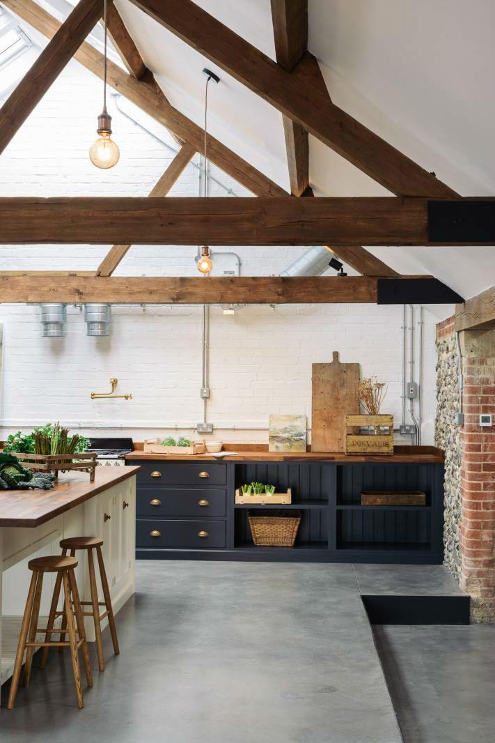 English Shaker Kitchen Design 3