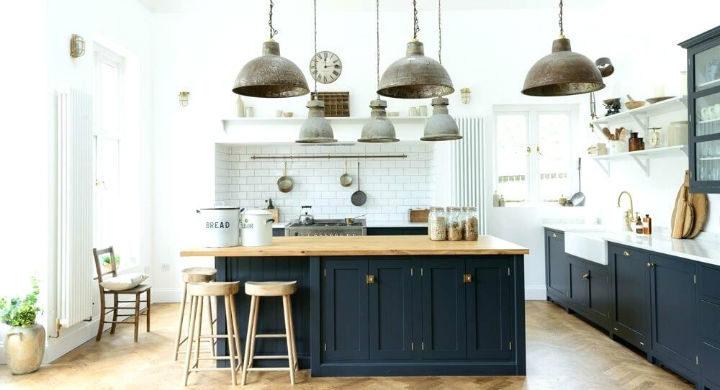English Shaker Kitchen Design 30