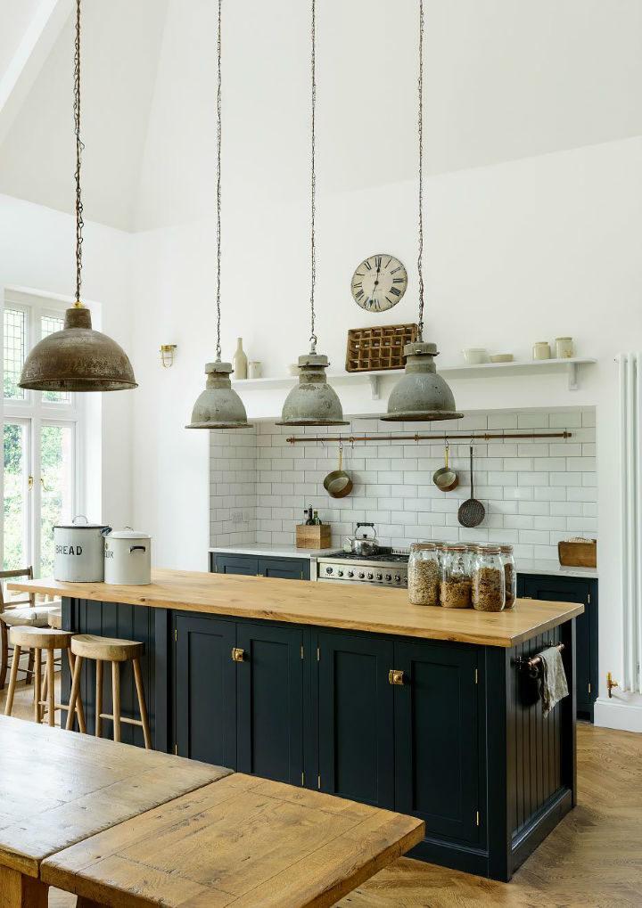 English Shaker Kitchen Design 31