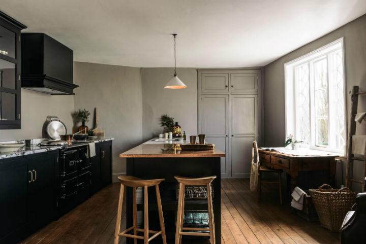 English Shaker Kitchen Design 32