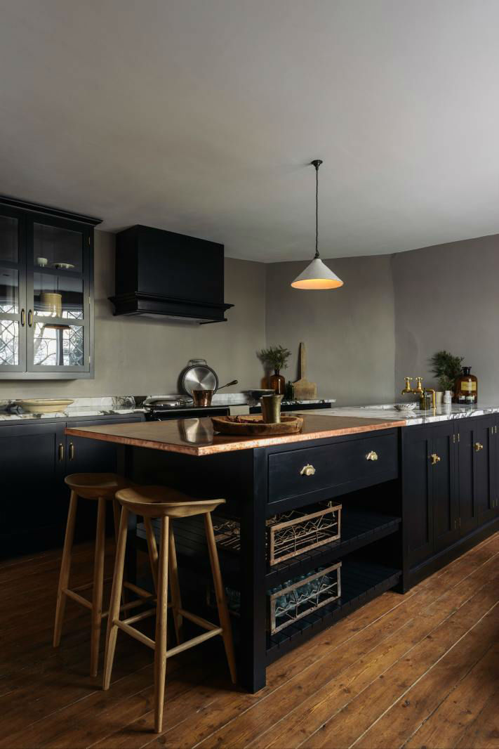English Shaker Kitchen Design 34