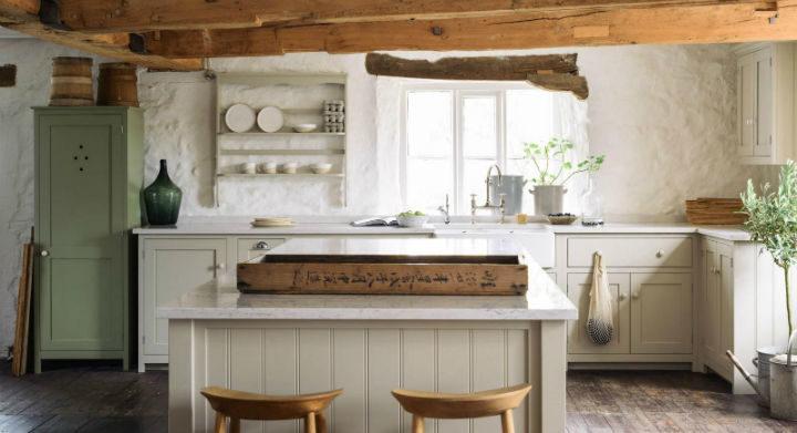 English Shaker Kitchen Design 4