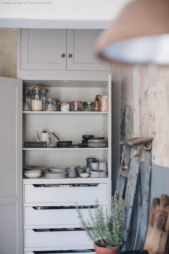 English Shaker Kitchen Design 40