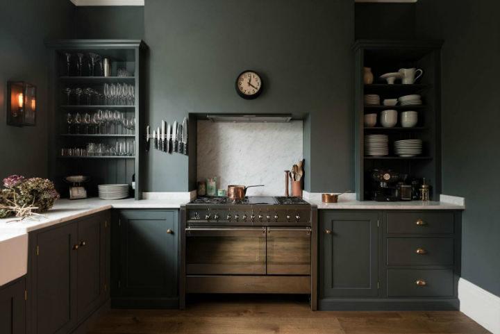 English Shaker Kitchen Design 41
