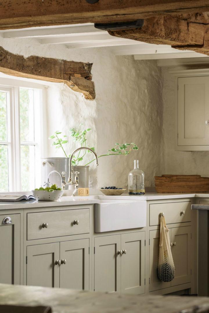 English Shaker Kitchen Design 5