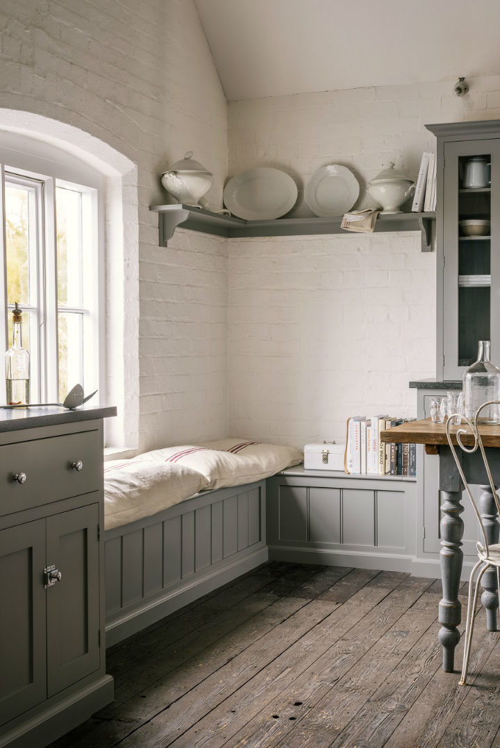 English Shaker Kitchen Design 51