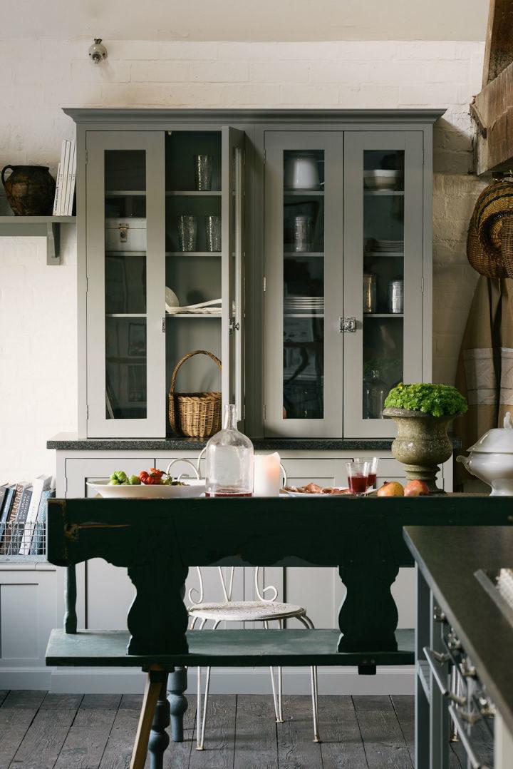 English Shaker Kitchen Design 52