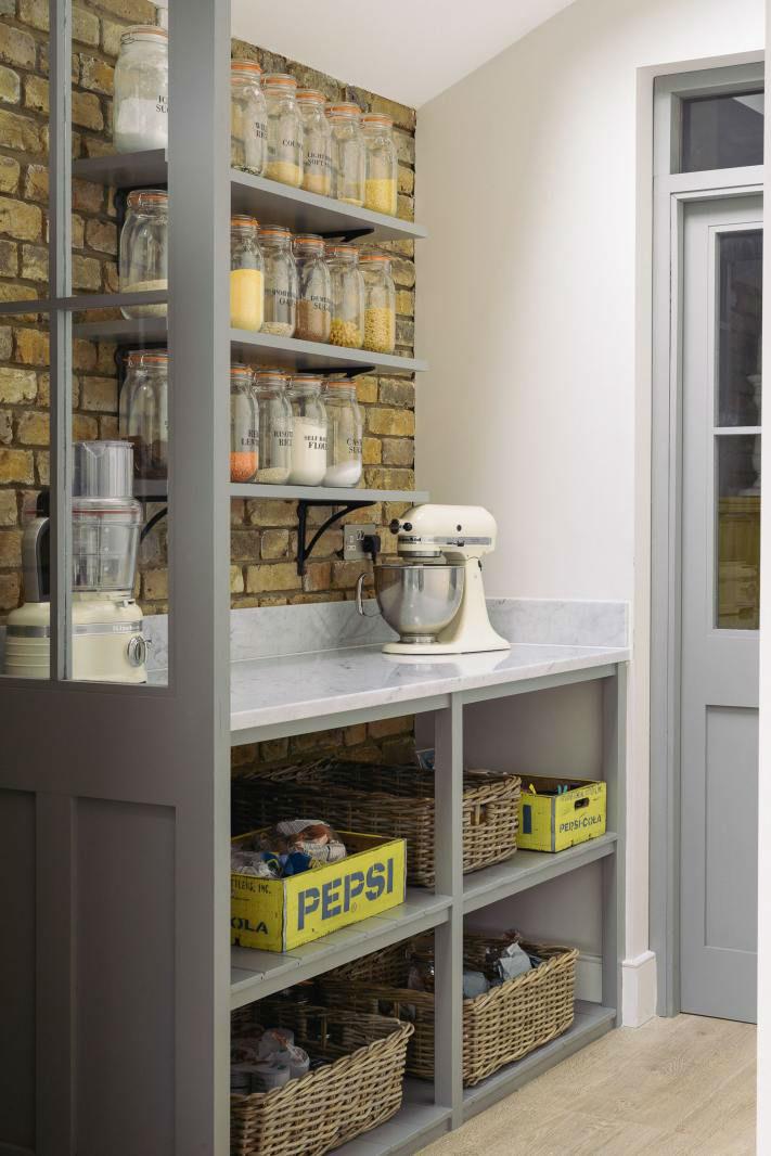 English Shaker Kitchen Design 58
