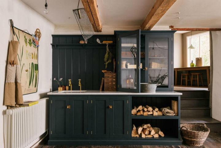 English Shaker Kitchen Design 59