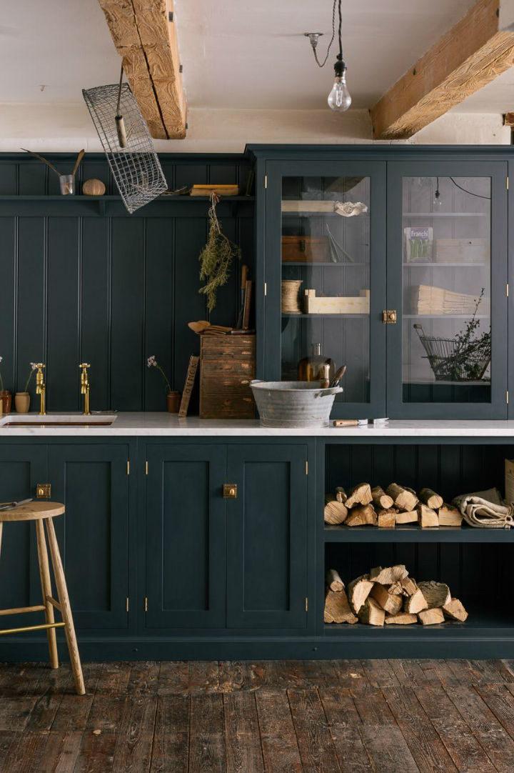 English Shaker Kitchen Design 60
