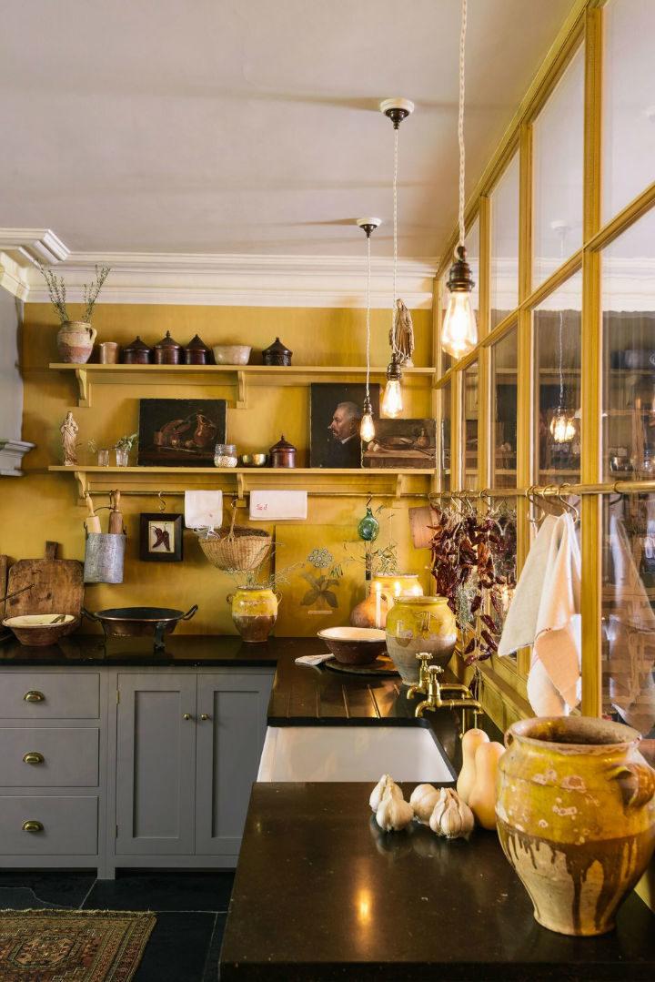 English Shaker Kitchen Design 7