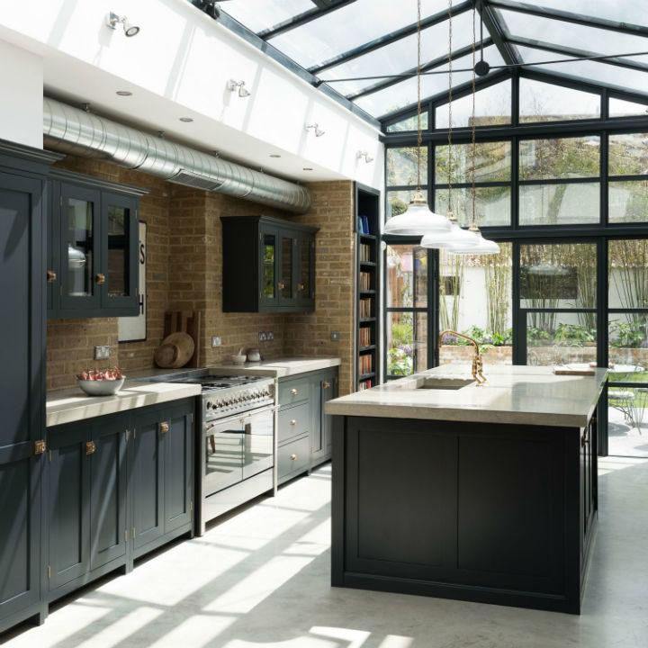 English Shaker Kitchen Design 66