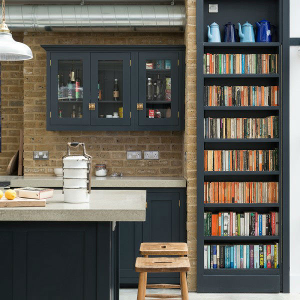 English Shaker Kitchen Design 67