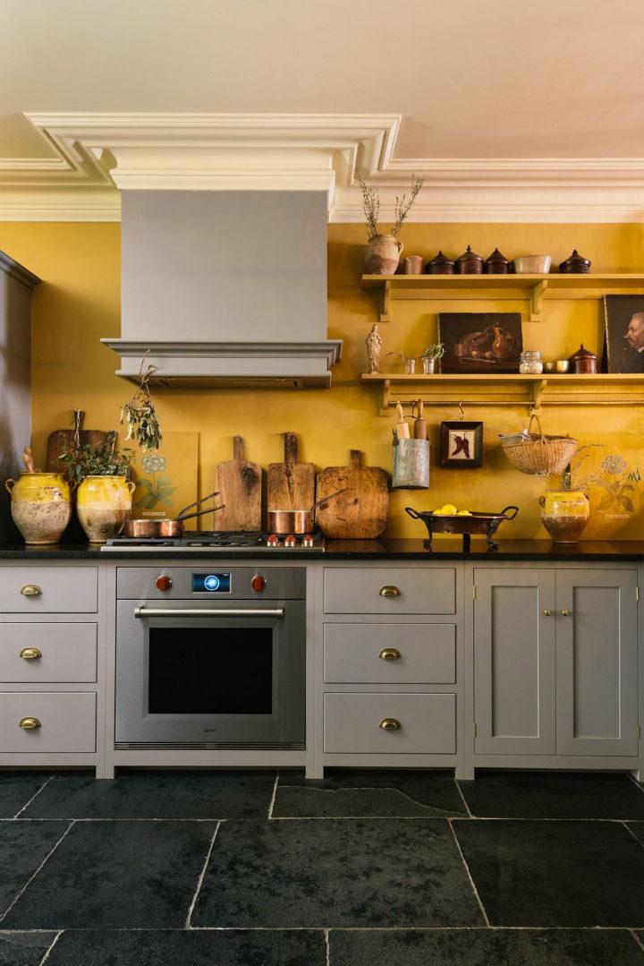 English Shaker Kitchen Design 8