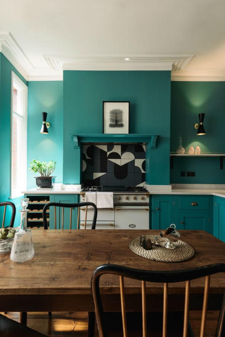 English Shaker Kitchen Design 9