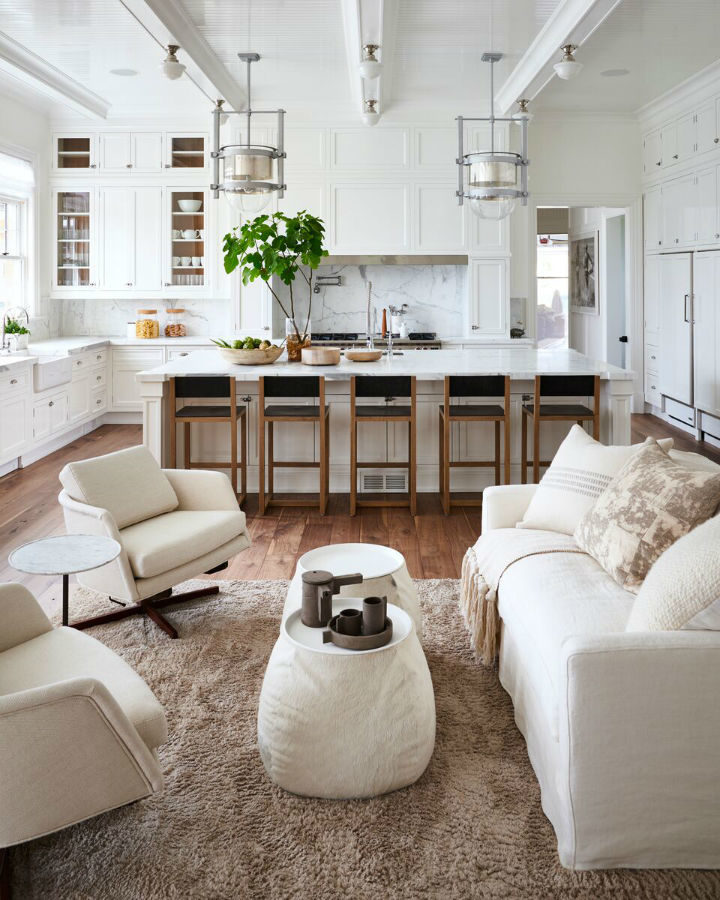 Sophisticated Comfortable and Chic Interior 11