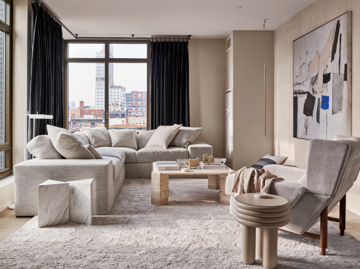 Sophisticated Comfortable and Chic Interior 21