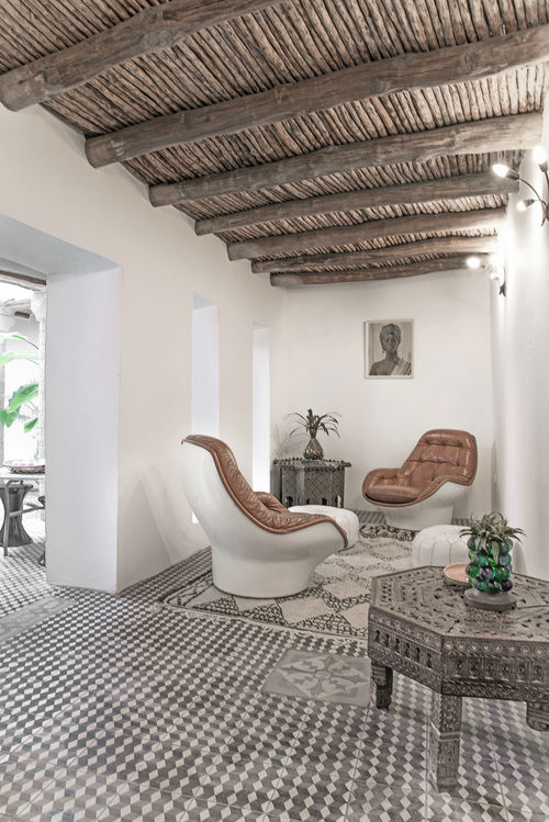 18th-Century Moroccan Chic Riad 6