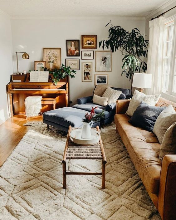 fall 2019 living-room rug idea