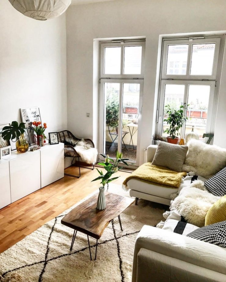2019 fall living room decorating update dea