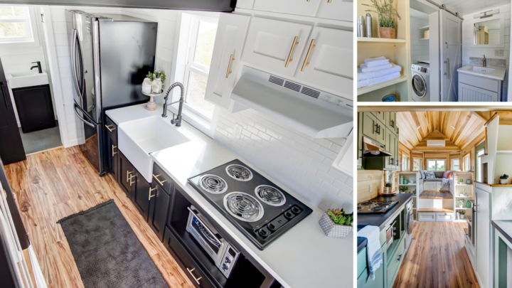 Win Your Very Own Tiny Home (up to a $130,000 value, plus the taxes are covered!)