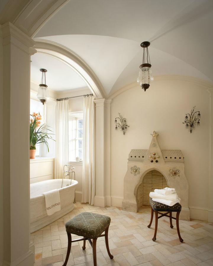 morocco inspired bathroom design idea