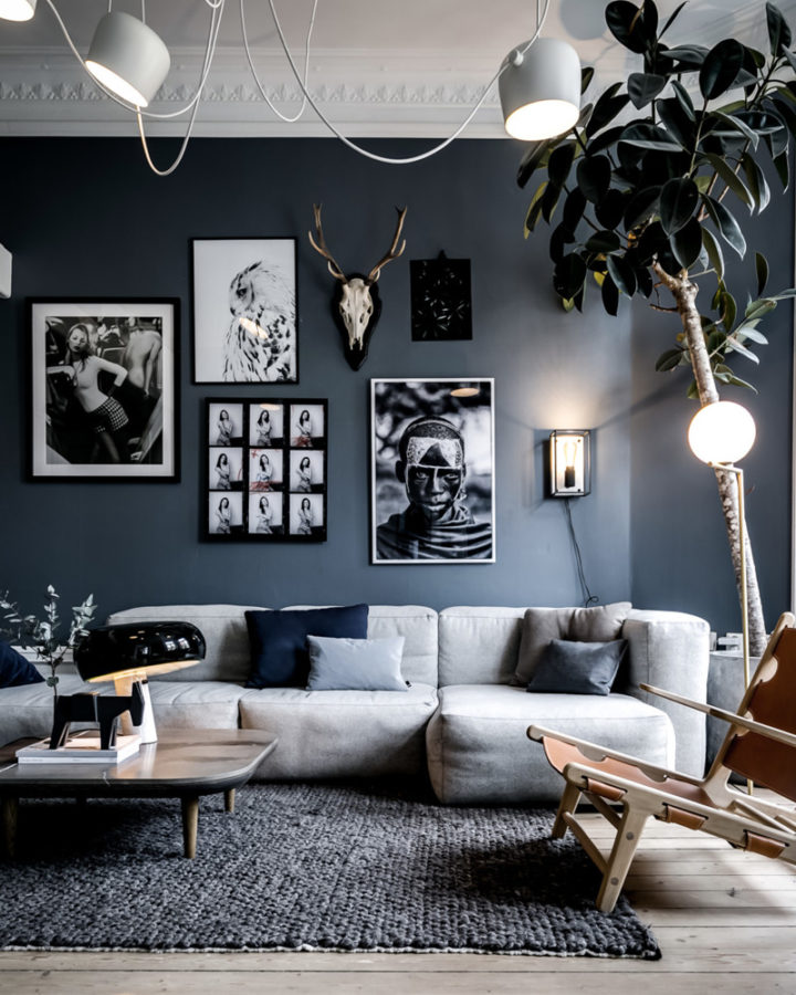 Scandinavian Home Decor & Style Idea