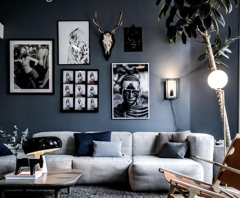 Scandinavian Home Decor & Style Idea
