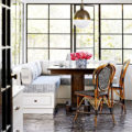 Dining Room Like French Bistro