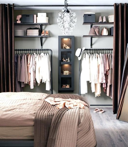 double your closet space idea