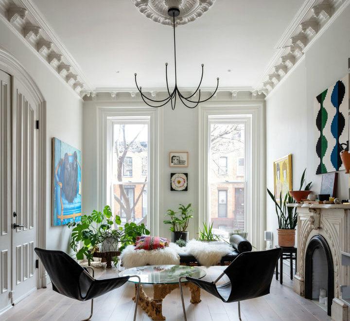 Brooklyn Duplex family home