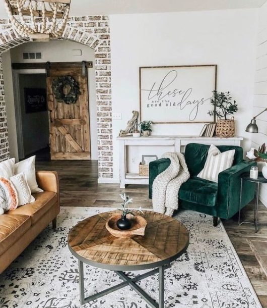 Statement Armchair Can Change Your Whole Living Room Style