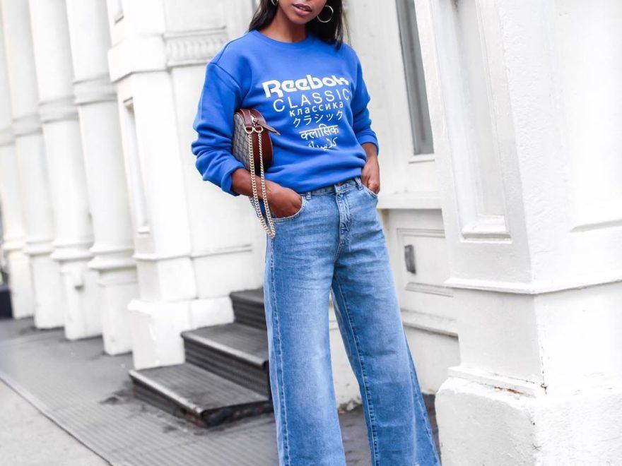 Hoodie - Sweatshirt & Heels