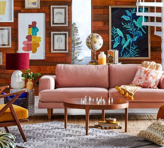 Drew Barrymore's Fall Home Line