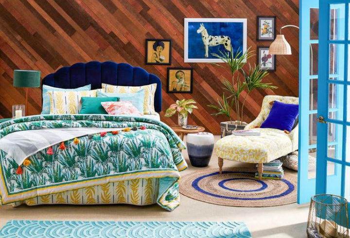 Drew Barrymore's Fall Home Line 3
